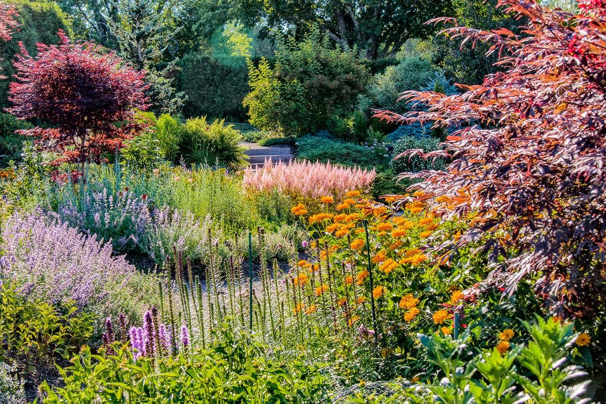 Kingsbrae garden for Landscape gardeners